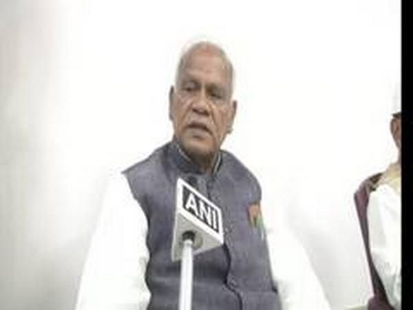 Former Bihar CM Jitan Ram Manjhi (Photo/ANI)
