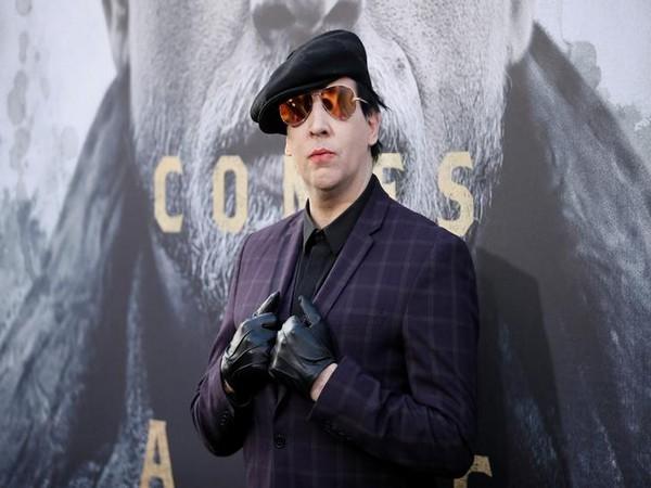 Musician Marilyn Manson