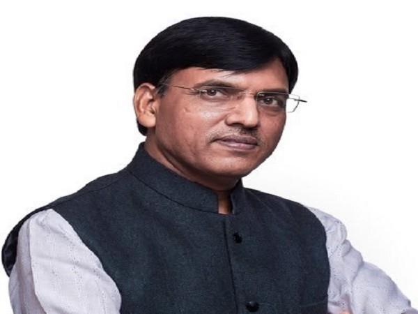 Union Minister of State for Shipping Mansukh Mandaviya (File photo)
