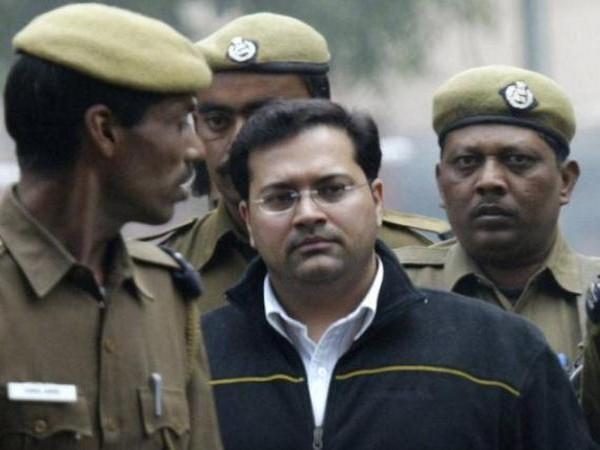 Jesssica Lal murder convict Manu Sharma [ File Image]