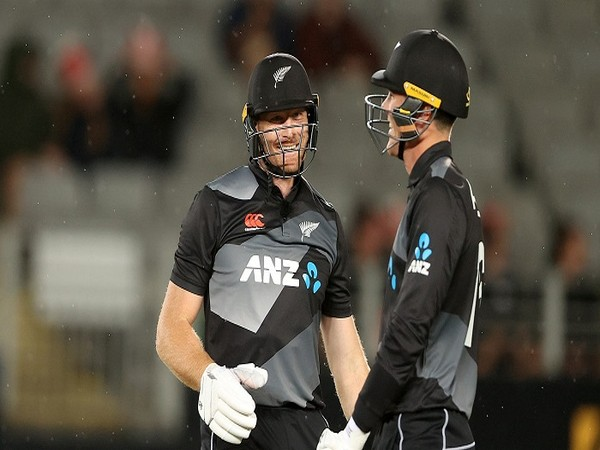 New Zealand openers sent Bangladesh bowlers on a leather hunt (Image: ICC)