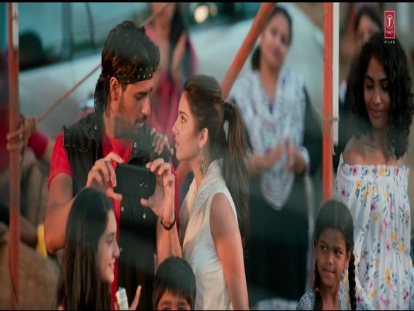 A still from the song (video courtesy: YouTube)
