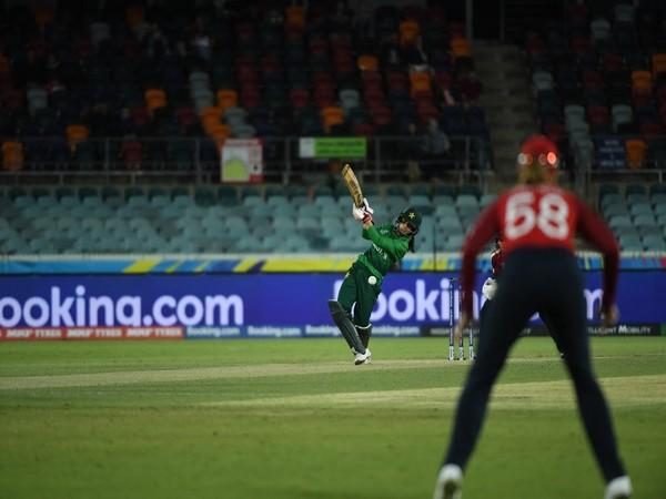 Pakistan skipper Bismah Maroof (Photo/PCB Media Twitter)