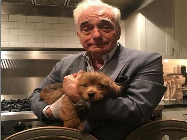 Martin Scorsese (Image courtesy: Instagram)