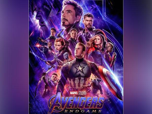 Avengers: Endgame' poster, Image courtesy: Instagram