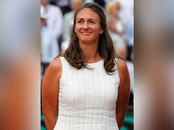 Four-time Grand Slam champion Mary Pierce