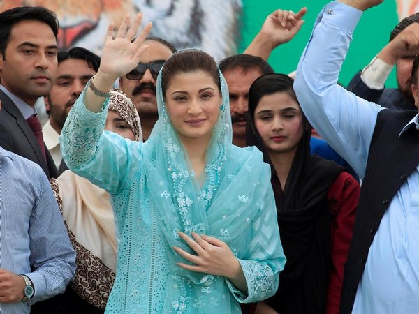 PML-N Vice-President Maryam Nawaz (File pic)
