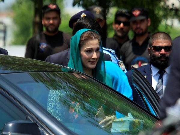 Pakistan Muslim League-Nawaz leader Maryam Nawaz (File photo)