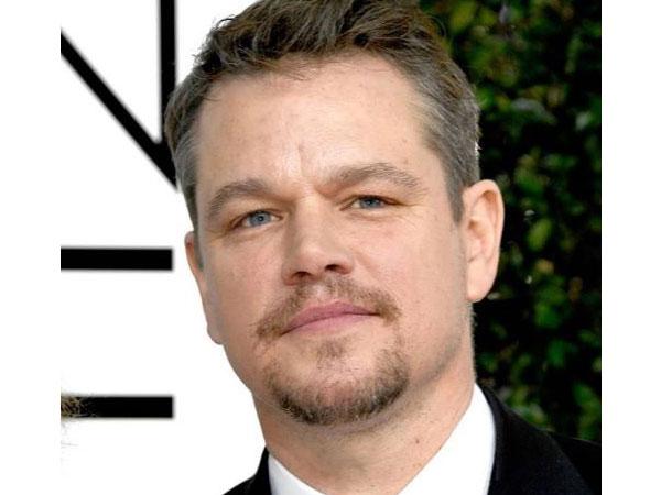 Matt Damon (Image courtesy: Instagram)