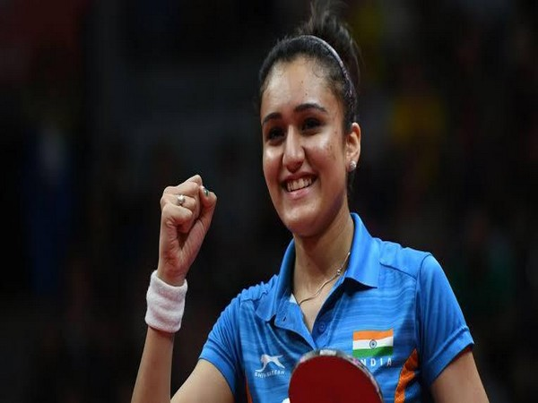 Table Tennis player Manika Batra. (File image)