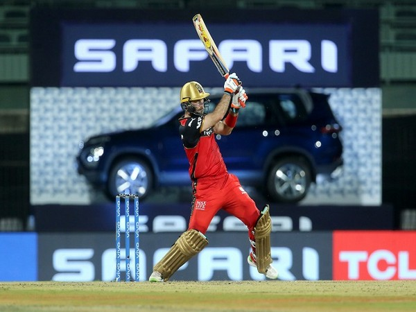 RCB batsman Glenn Maxwell (Photo/ iplt20.com)