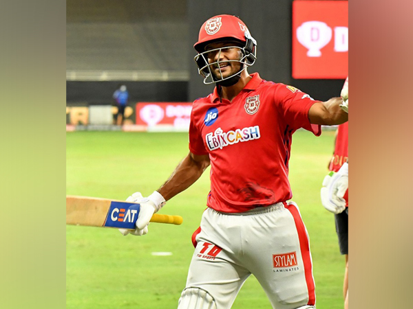 Punjab Kings' batsman Mayank Agarwal (Photo/ iplt20,com)