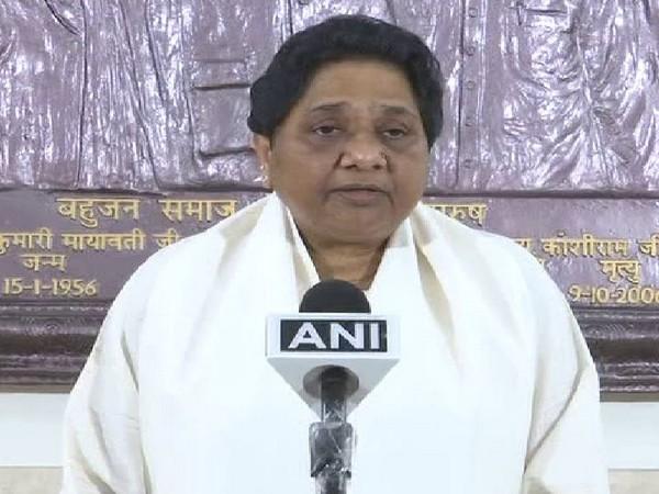 BSP president Mayawati. File photo/ANI