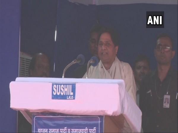 BSP president Mayawati.