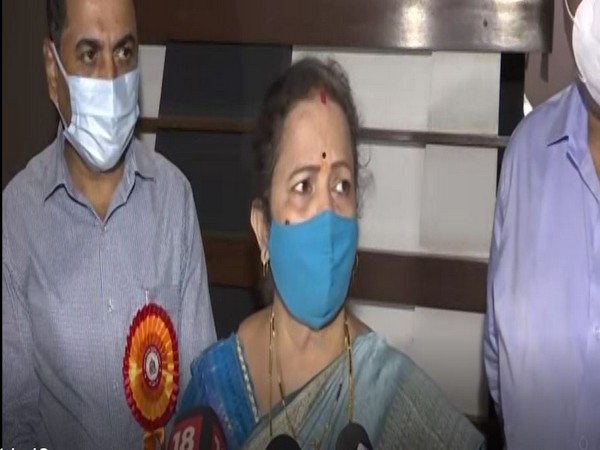 Mumbai Mayor Kishori Pednekar (Photo/ANI)