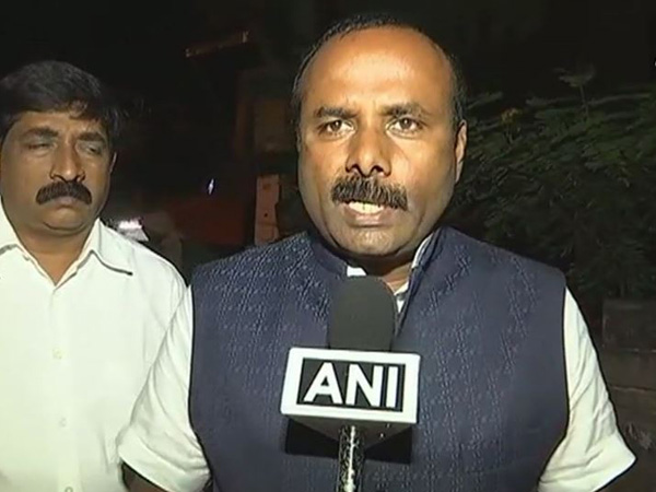 Former Mayor and Congress leader Sampath Raj (File Photo/ANI)