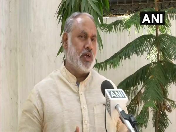 NDMC Mayor Jai Prakash. (Photo/ANI)