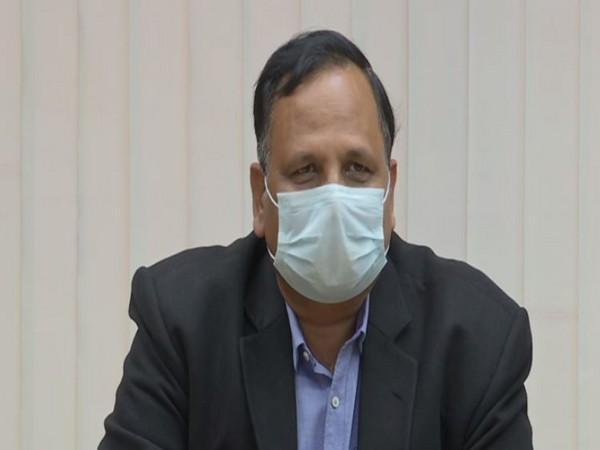 Delhi Health Minister Satyendra Jain.