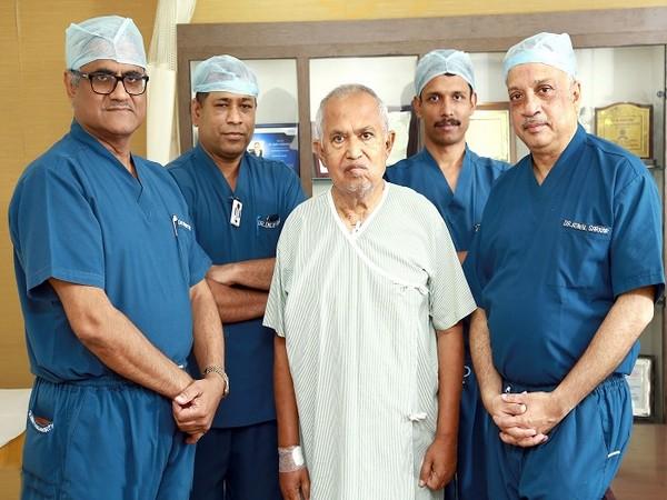 TAVR surgery at Medica Super-specialty Hospital, Kolkata