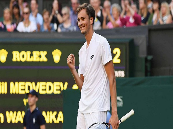 Daniil Medvedev (Photo: ATP Tour)
