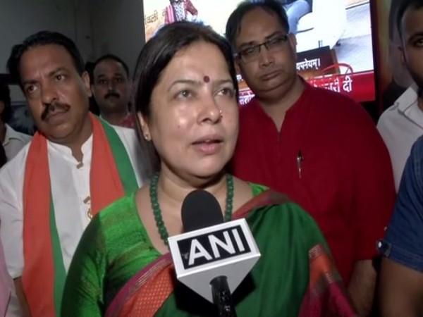 BJP MP Meenakshi Lekhi [File Photo/ANI]