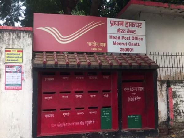 Meerut Post Office (Photo/ANI)