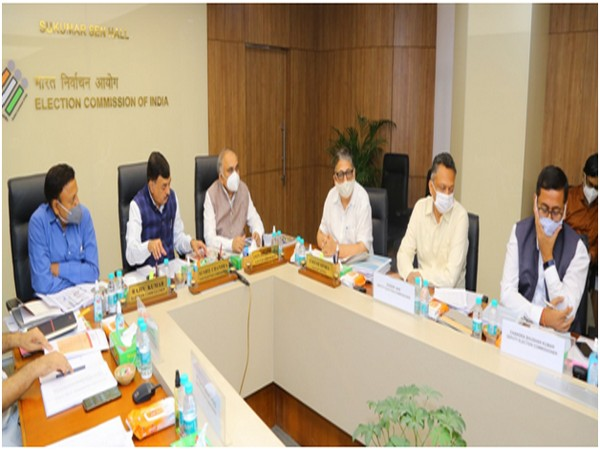 A virtual conference of Chief Electoral Officers (CEOs) for all the states and UTs.