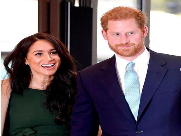 Meghan Markle and Prince Harry (Image courtesy: Instagram)