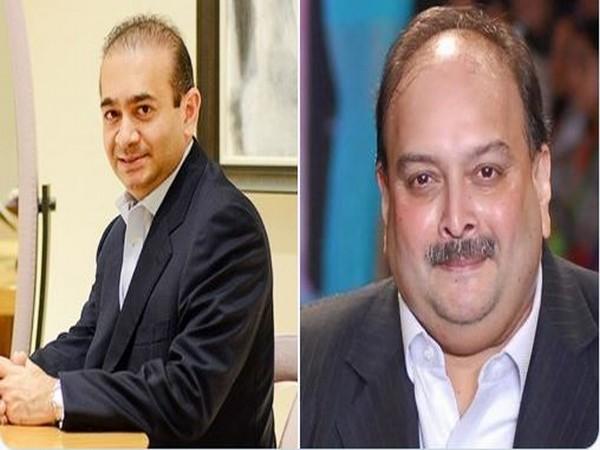 Fugitive diamantaires Nirav Modi and Mehul Choksi (File photo)