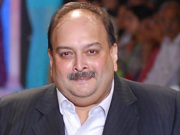 Fugitive businessman Mehul Choksi