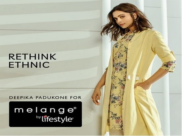 Deepika Padukone for Melange by Lifestyle