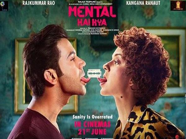 'Mental Hai Kya' poster, Image courtesy: Instagram
