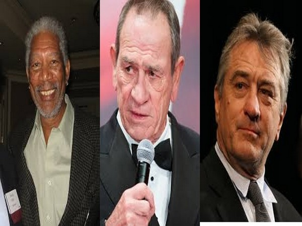 Morgan Freeman, Tommy Lee Jones, Robert De Niro