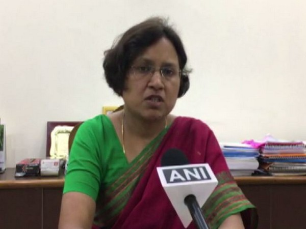 Anita C Meshram, Commissioner, Meerut Division talking to ANI on Monday