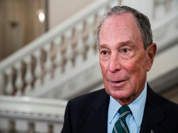Billionaire and former New York City Mayor Michael Bloomberg