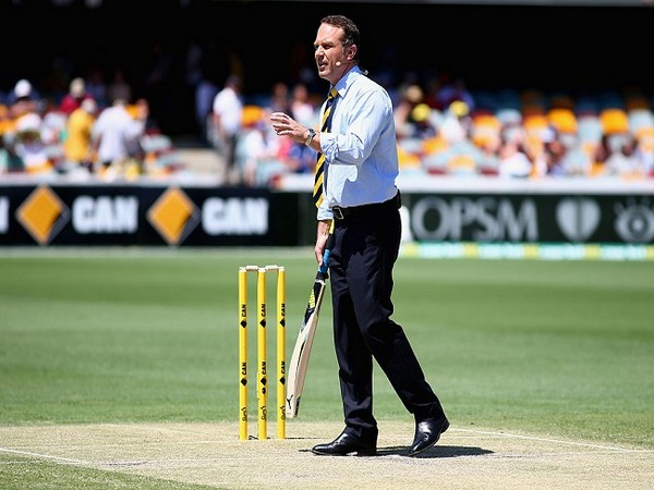 Former Australia batsman Michael Slater (Image: ICC)