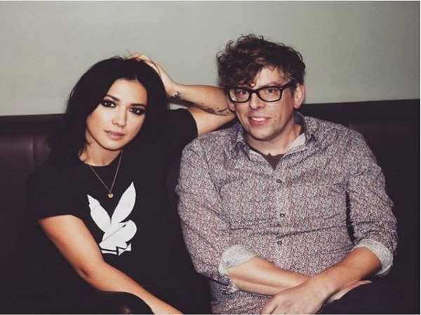 Michelle Branch and Patrick Carney, Image courtesy: Instagram