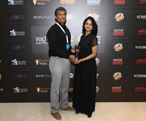 """Midas Touch wins """"Disruptive Agency of the Year"""" Award"""