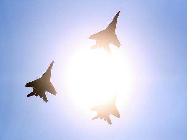 The MiG-29 fighter jets (Photo/Reuters)