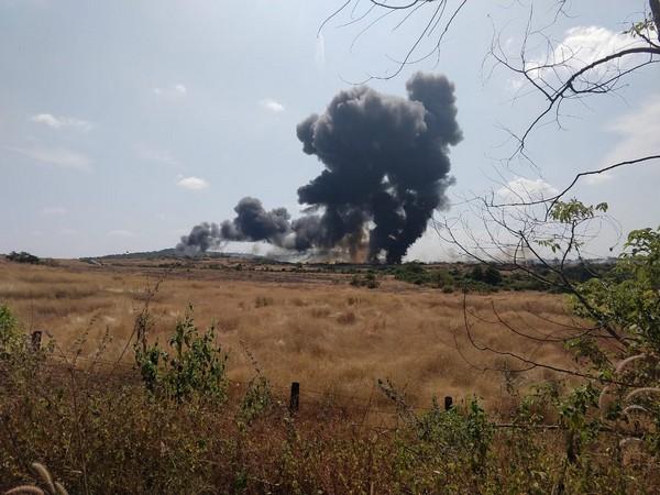MiG-29K on Saturday crashed in Goa.