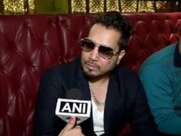 Singer Mika Singh. (File photo)