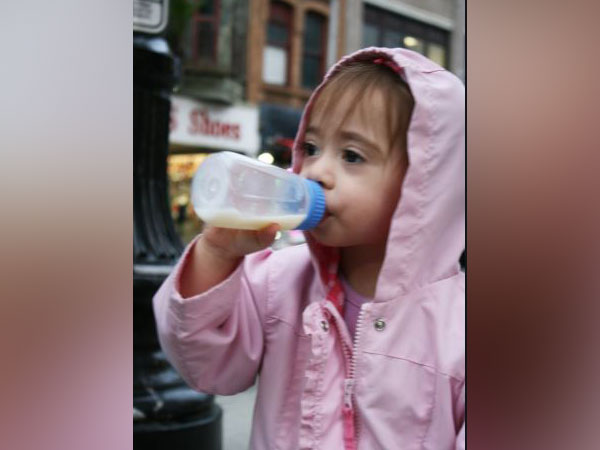 Children with persistent cow's milk allergy may not reach their full growth potential.