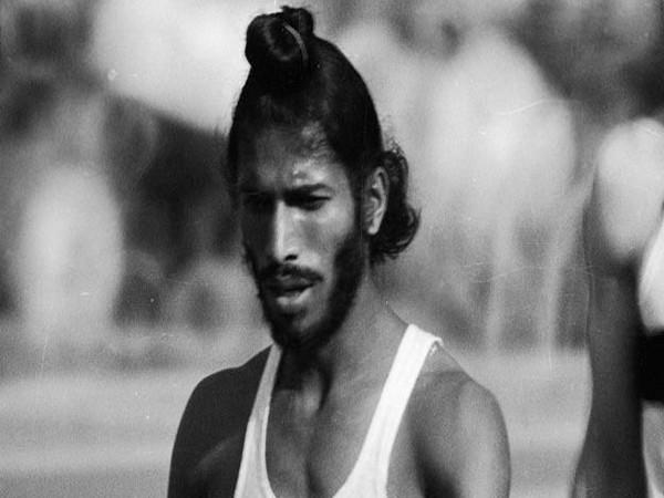 Track legend Milkha Singh (photo/Twitter)