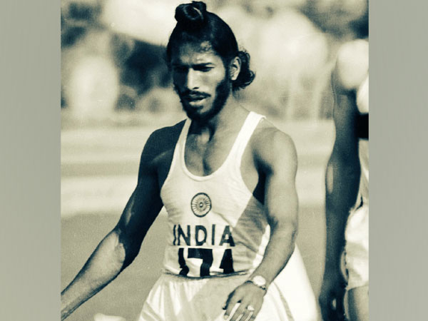 Legendary athlete Milkha Singh (Image Source: Twitter)