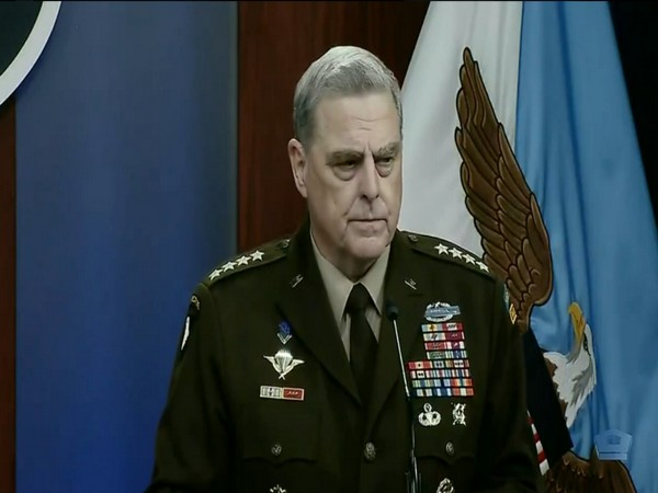 General Mark Milley, the chairman of the Joint Chiefs of Staff (File Photo)