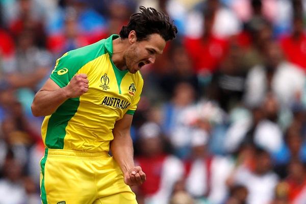 Australian bowler Nathan Coulter-Nile