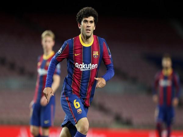 Carles Alena (Photo: FC Barcelona)