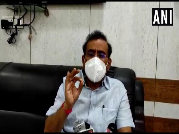 Maharashtra Health Minister Rajesh Tope (Photo/ANI)
