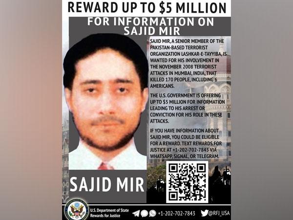 Sajid Mir is a senior member of the Pakistan-based terrorist organisation Lashkar-e-Tayyiba