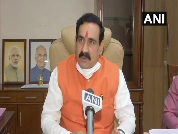Madhya Pradesh Minister Narottam Mishra [File Photo]